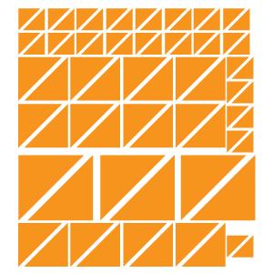 Triângulos Laranjas